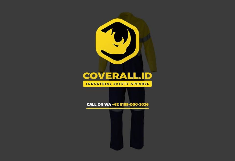 TERBAIK!! Supplier Coverall