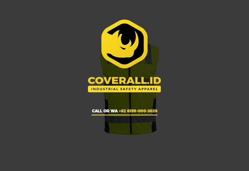 TERBAIK!! WA +62 8199-000-3026 - Konveksi Pakaian Kerja Coverall