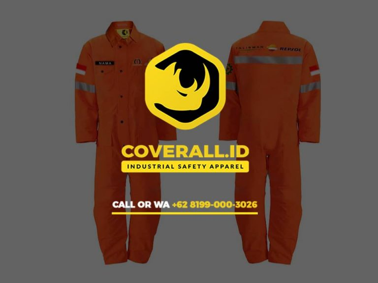 HIGH QUALITY!! Konveksi Apparel Safety