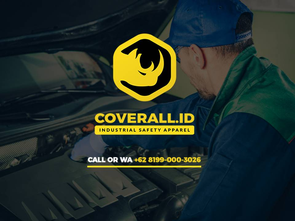 Konveksi Baju Safety Coverall