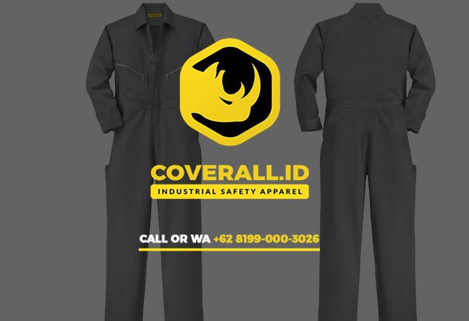 TERBAIK!!WA +62 819-9000-3026 - Konveksi Baju Safety Montir