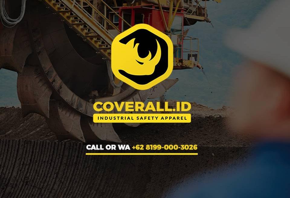 TERBAIK!! Produsen Coverall Baju Safety
