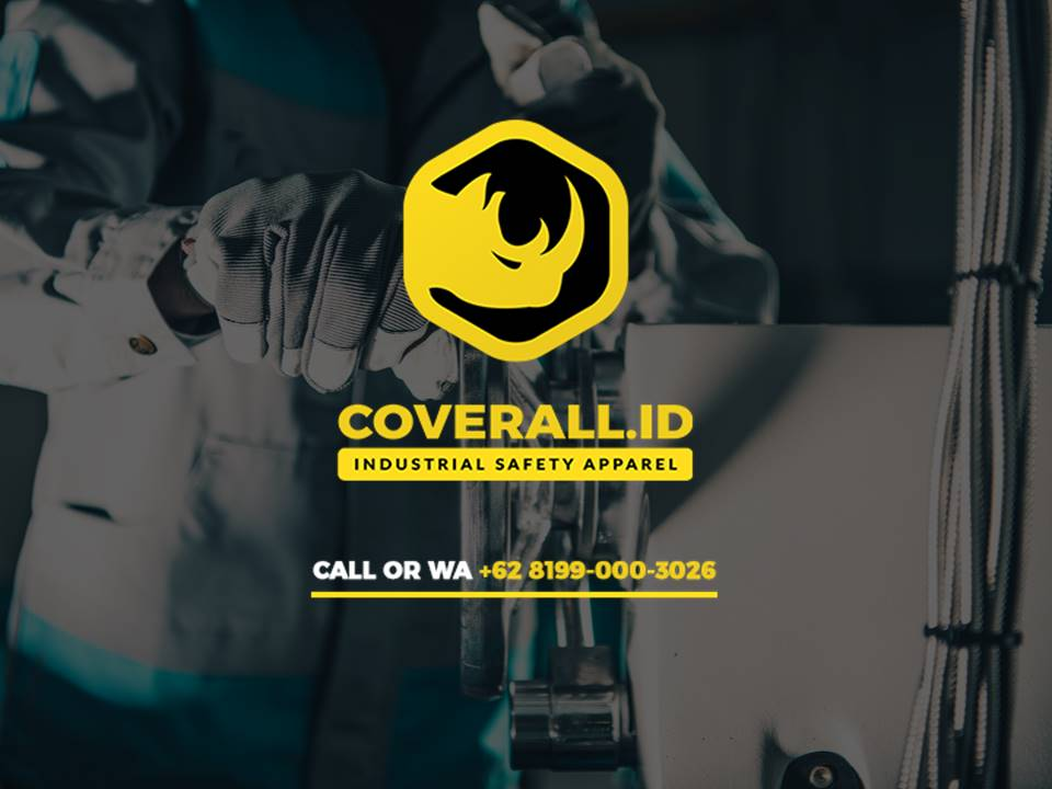 Jasa Pembuatan Coverall Baju Safety