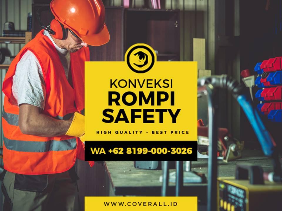 Konveksi Rompi Safety