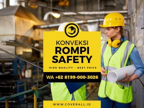 Harga Rompi Jaring Safety