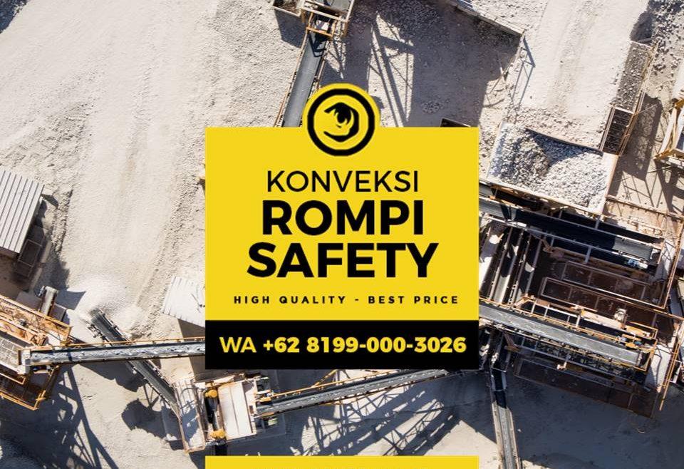 Jasa Pembuatan Rompi Safety