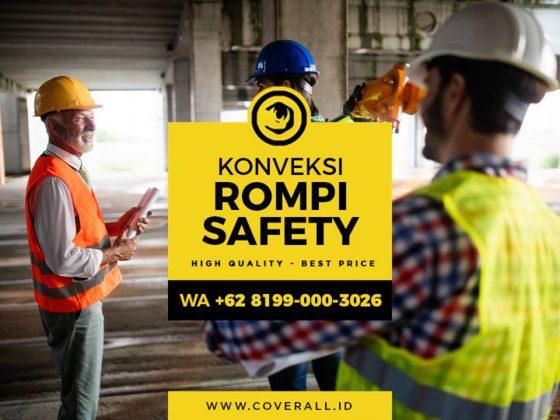 Konveksi Rompi Safety Jakarta