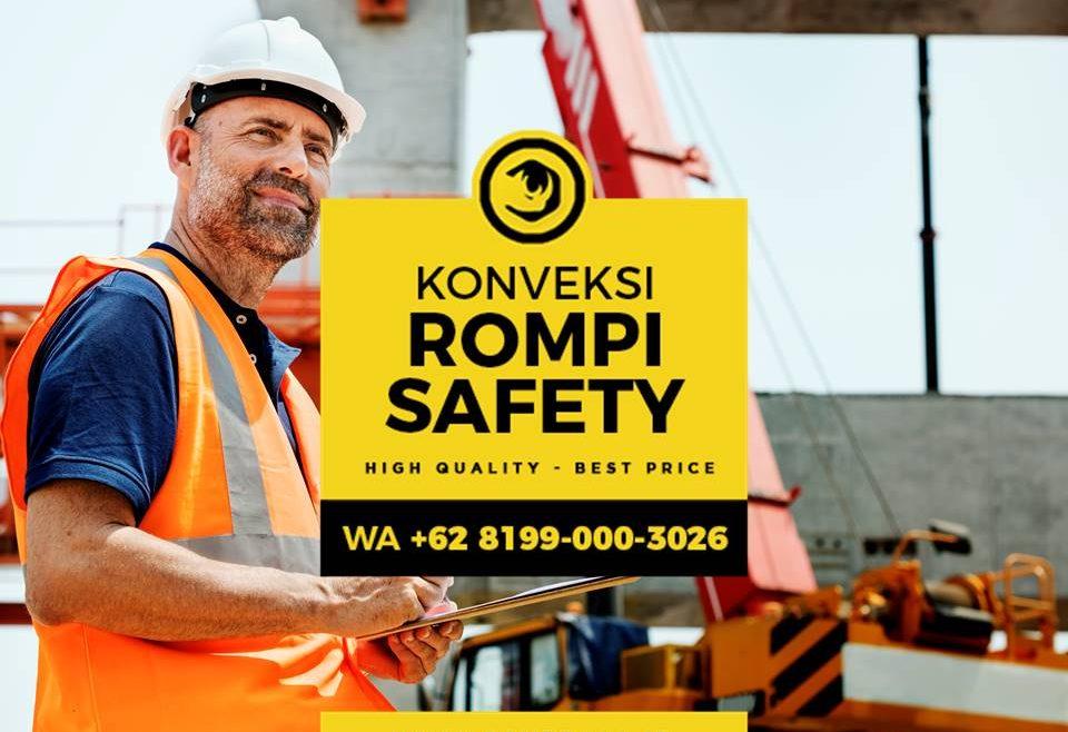 Harga Rompi Safety Proyek