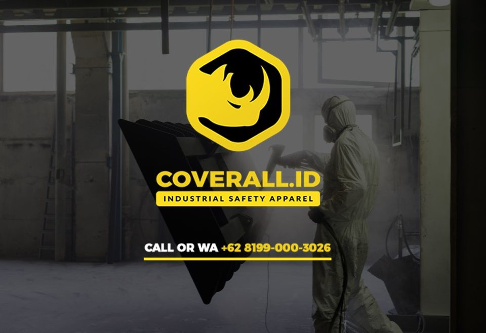 Safety Coverall Fire Retardant