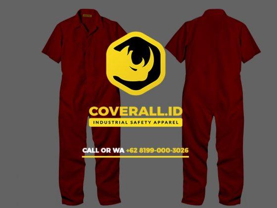 PROMO! Harga Baju Wearpack Tahan Api