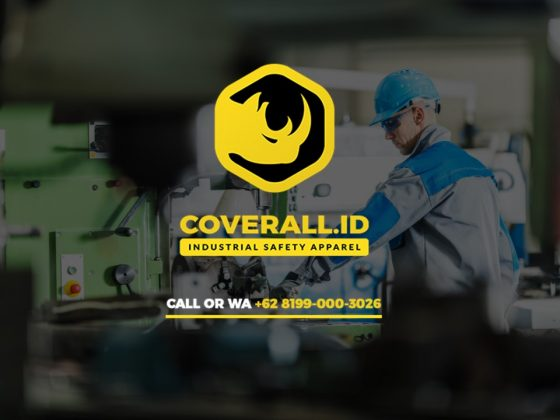 Distributor Fire Retardant Coverall