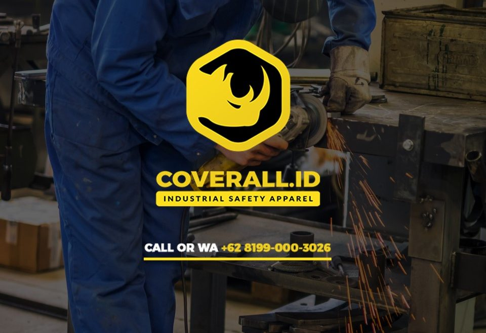 Harga Coverall Fire Retardant