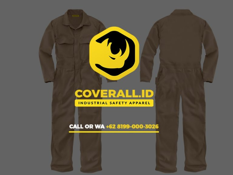 Coverall Flame Retardant Indonesia