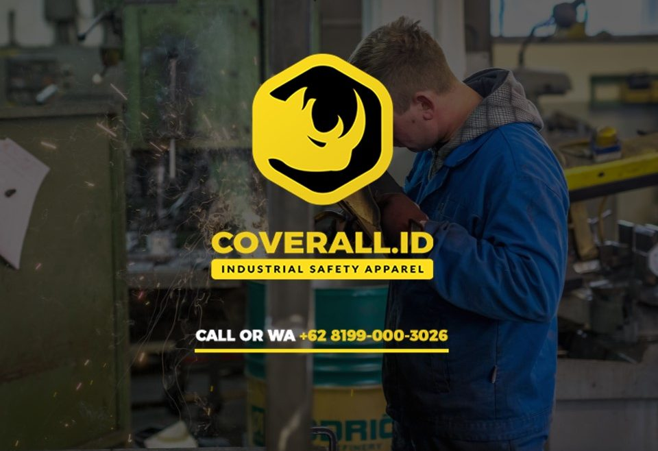 Konveksi Coverall Fire Retardant