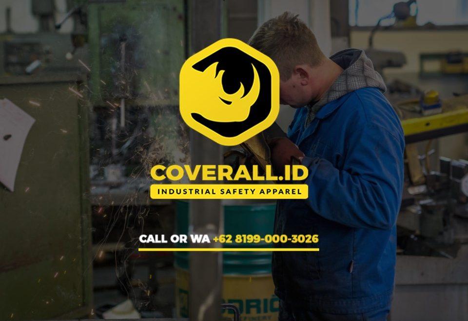 Konveksi Coverall Fire Retardant