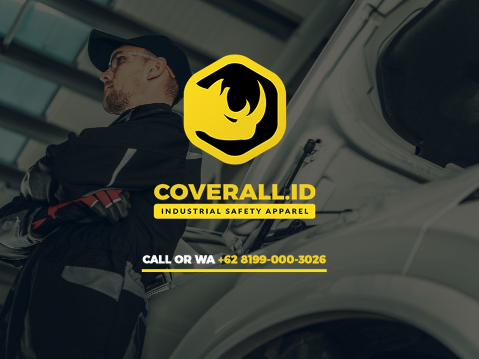 Produsen Coverall Fire Resistant