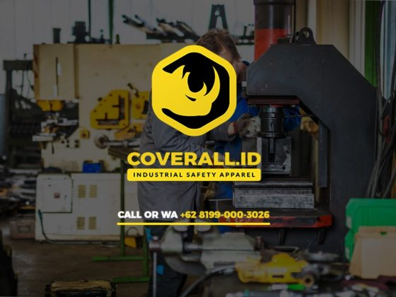 Coverall Anti Flame, Wearpack Pemadam