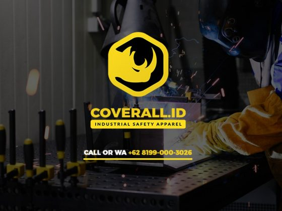 Coverall Anti Api, Wearpack Fireproof