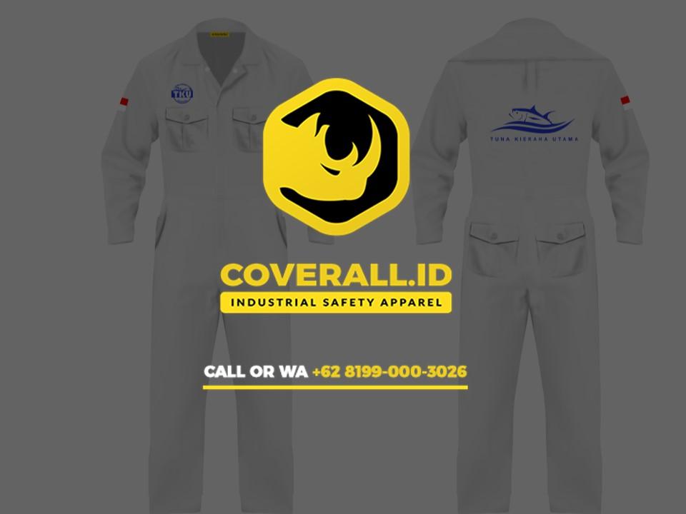 Coverall Anti Fire, Wearpack Tahan Api