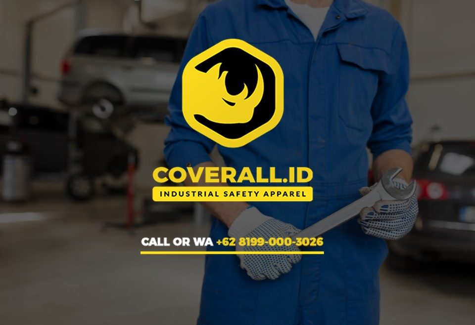 Baju Tahan Api, Fire Gear Coverall